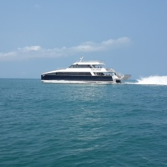 Cruise the Great Barrier Reef on your charter boat
