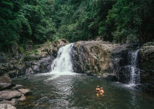 Crystal Cascades | Cairns Canyoning Tours