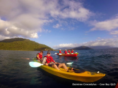 Daintree Eco Package Sunrise Kayak