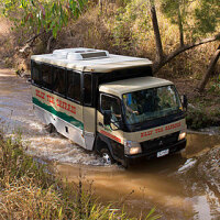 Daintree Rainforest Tours - Luxury 4WD Overland Vehicles