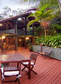 Cape Tribulation and Daintree Retreats - enjoy the tranquility of a Rainforest Holiday Home