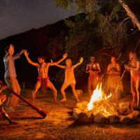 Dancing Beside the Fire Night Time Cultural Show