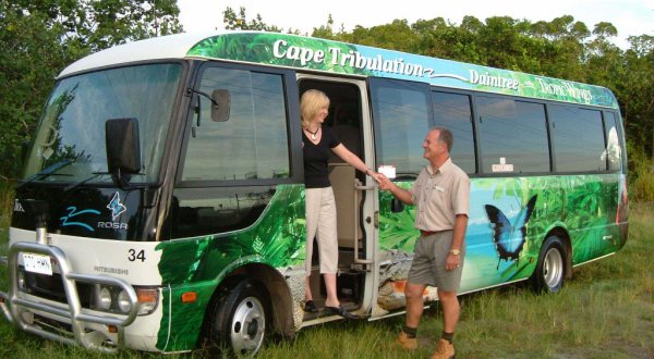 Tropic Wings Cairns Tours & Charters | Includes Return Transfers To Cairns Accommodation