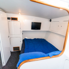 Day Or Overnight Private Charter - Main Cabin