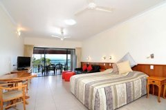 Deluxe Motel Room - Cooktown Accommodation