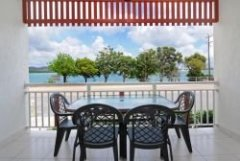 Deluxe Motel Room Stunning Views - - Seaview Motel Cooktown