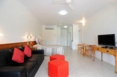 Deluxe Motel Rooms - Seaview Motel Cooktown