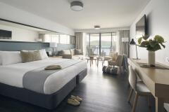 Deluxe Ocean Terrace | Daydream Island Resort, Whitsundays Great Barrier Reef