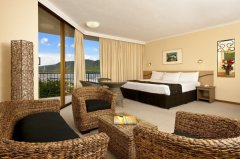 Deluxe Room - Pacific Hotel Cairns