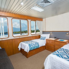 Deluxe Stateroom Twin