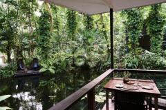 Dine amongst the Rainforest | Julaymba Lounge & Bar - Daintree Eco Lodge & Spa Resort