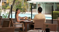Dine at Novotel Oasis Resort Cairns