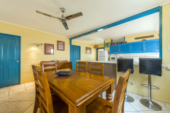Dining Area - Clifton Beach Holiday House