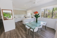 Dining & Kitchen - On the Beach Port Douglas Apartments