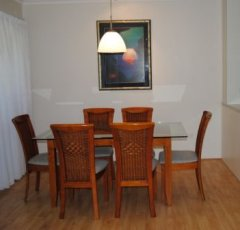 Dining Room - Palm Cove Holiday Apartment