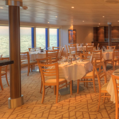Dining Room | Great Barrier Reef Cruise Ship