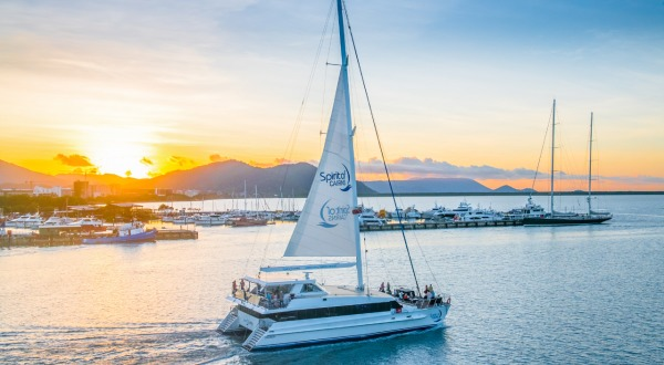 Dinner Cruise Cairns - Sunset Cruises