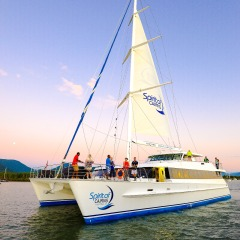 Dinner Cruise On Cairns Trinity Inlet