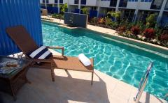 Direct Access To Pool At Oaks Lagoon Resort Port Douglas North Queensland | Teenagers Will Love It!