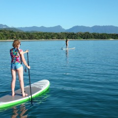Stand Up Paddle Boarding | Low Isles | Great Barrier Reef