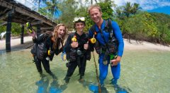 Optional Scuba Diving at Fitzroy Island Resort