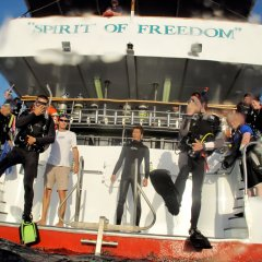 Diving the Great Barrier Reef