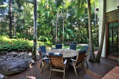 Downstairs Entertaining Area - Luxury Port Douglas Holiday Home