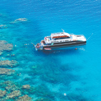 Dreamtime | 2 Reef Locations On The OUter Great Barrier Reef
