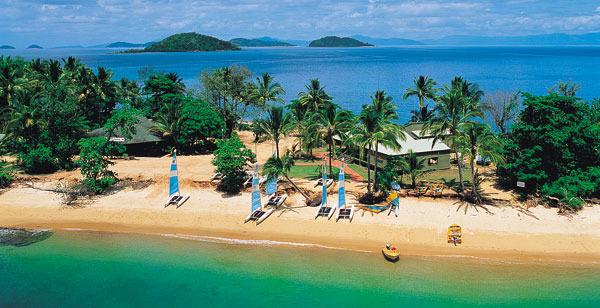 Dunk Island Queensland: Great Barrier Reef Islands