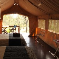 Eco Safari Cabin - Jabiru Safari Lodge Atherton Tablelands