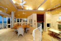 Elegant dining room with Ocean Views - 7 Wharf Street Port Douglas