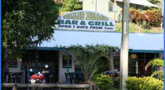 Ellis Beach Bar & Grill Great Food and Entertainment