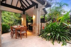Sea Temple Resort Port Douglas Private let Beach Villa - Enjoy a BBQ in your tropical oasis