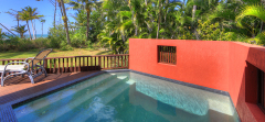 Enjoy a dip in your private pool with Ocean views in your Beachside Holiday Home - Mission Beach