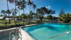 Enjoy a refreshing Swim overlooking Cairns Esplanade