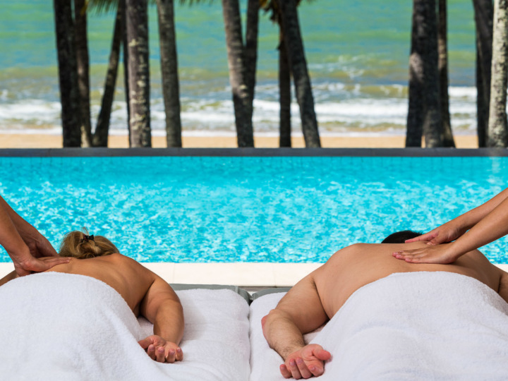 Enjoy a Spa Treatment at the Day Spa overlooking Palm Cove Beach - Alamanda Palm Cove Resort & Spa