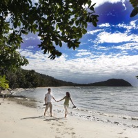 Enjoy A Stroll On Cape Tribulation Beach During Your Free Time | Overnight Stay In Cape Tribulation