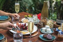 Enjoy gourmet dining Julaymba Lounge & Bar - Daintree Eco Lodge & Spa Resort