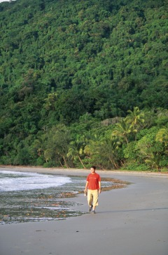 Enjoy Long Walk On Cape Tribulation Beach | Stay For Two In The Daintree