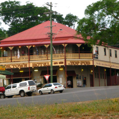 Enjoy lunch at the Top Pub in Cooktown