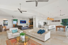 Enjoy multiple living areas for family living | Cairns Luxury Holiday Home