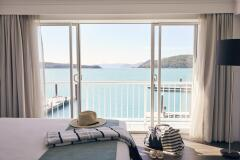 Enjoy stunning Ocean Views Deluxe Ocean Terrace | Daydream Island Resort, Whitsundays Great Barrier Reef