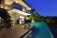 Enjoy stunning views from your private wet edge swimming pool - Port Douglas luxury holiday accommodation