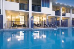 Enjoy the luxury of slipping into the Swimming Pool directly from your balcony in a Swimout Room - Port Douglas