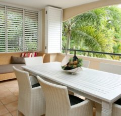 Enjoy the Port Douglas Tropical Lifestyle in your own luxury holiday apartment.