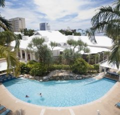 Enjoy a refreshing dip in the Swimming Pool - Mantra Esplanade Cairns