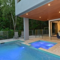Enjoy the tranquil backdrop in your private holiday home in Port Douglas