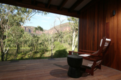 Enjoy the tranquility - Mt Mulligan Lodge, Outback Queensland Luxury Accommodation