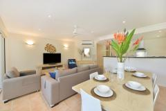 Enjoy the tropical lifestyle at Cayman Villas Port Douglas Holiday Apartments