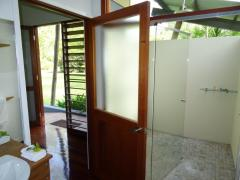 Ensuite with separate Indoor/Outdoor Rain Shower
